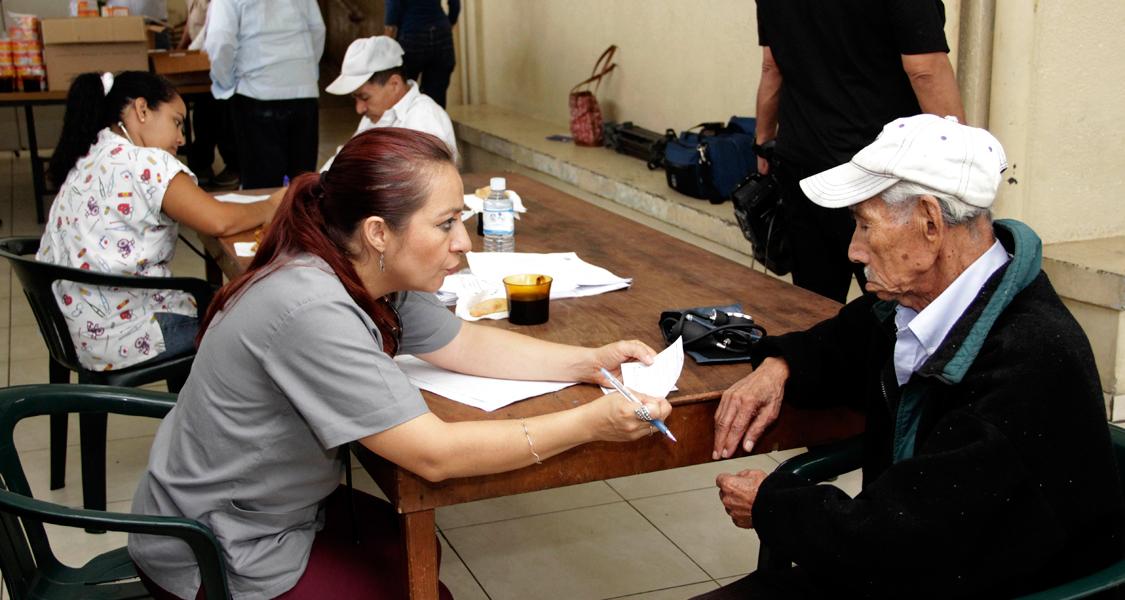 Inician Jornadas de Salud del Adulto Mayor en el ISSSTE