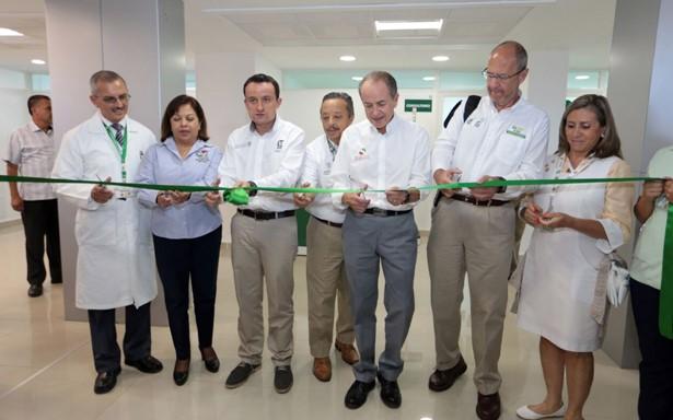 Invierte IMSS 252 mdp en hospitales de SLP