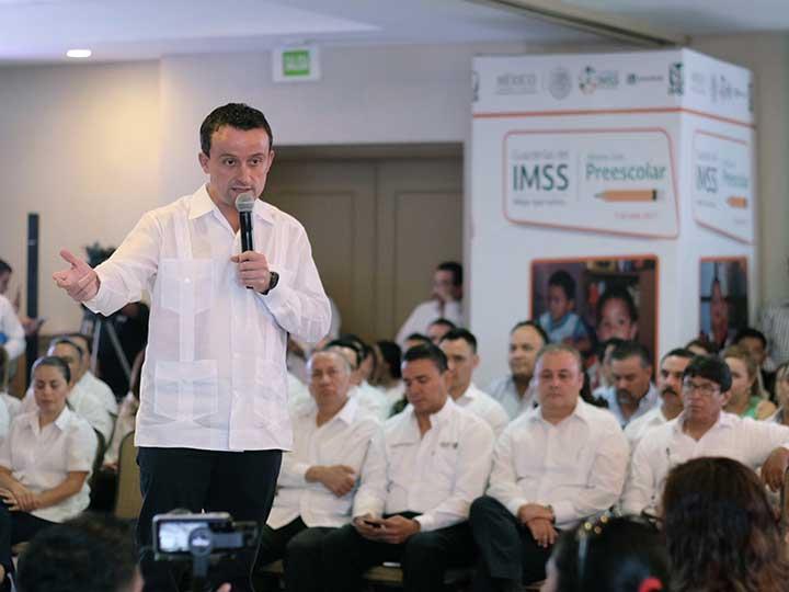Invierte IMSS casi 500 mdp para infraestructura en Los Cabos