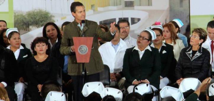 Invierte IMSS en Hospital de Tamaulipas