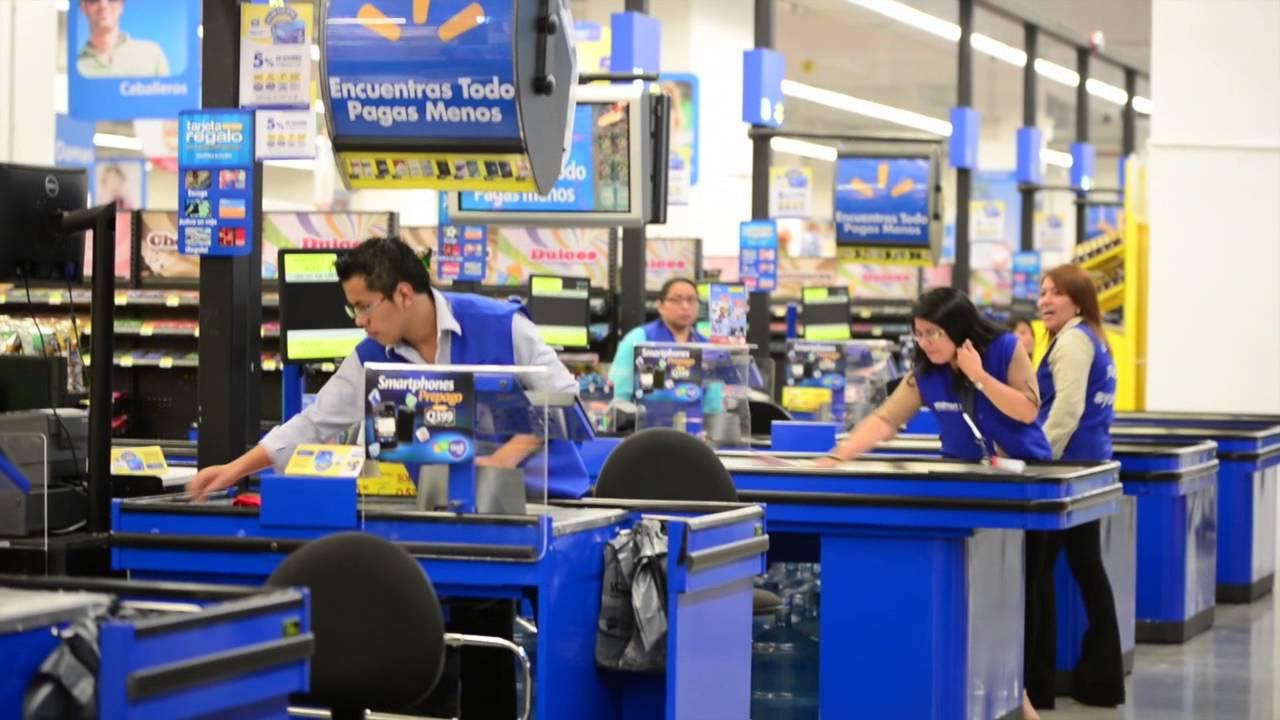 Iran a huelga 121 tiendas Walmart
