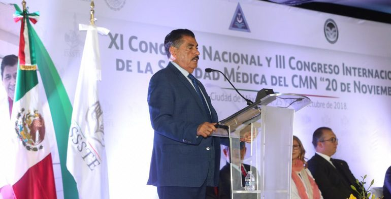 ISSSTE incremetaría infraestructura médica con AMLO