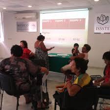 ISSSTE y UNAM diseñan curso para cuidadores
