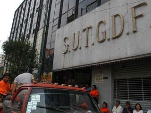Jesús Montoya busca fortalecer al Sindicato Único de Trabajadores de la CDMX