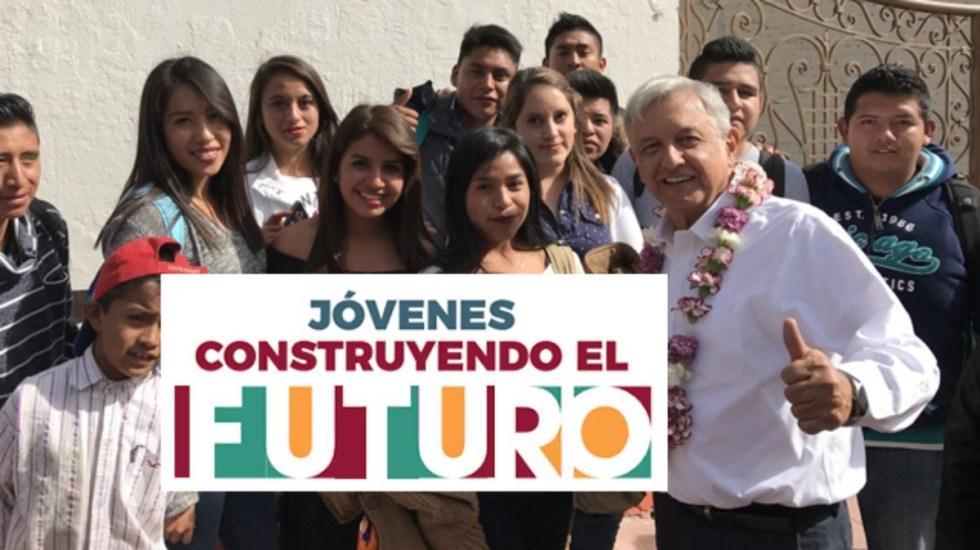 """""""Jóvenes Construyendo el Futuro"""" no están en las cifras de empleo: IMSS"""