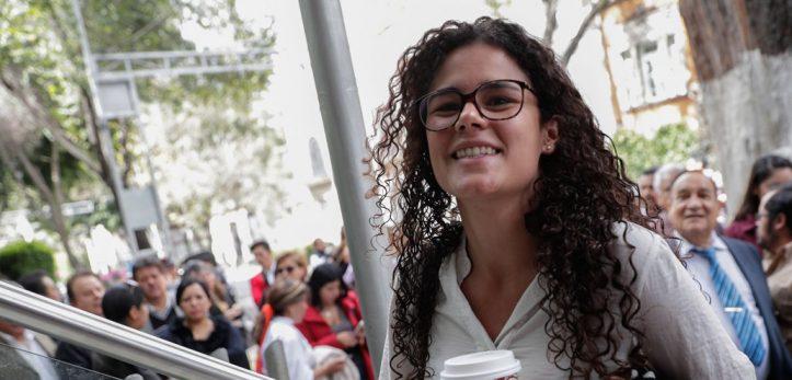 La apuesta laboral estará en los jóvenes: Luisa María Alcalde