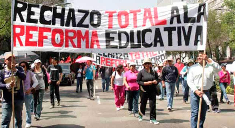 La CNTE se adjudica la abrogación de la Reforma Educativa