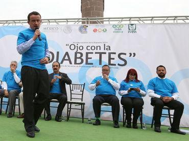 La diabetes nos atropelló.- Arriola