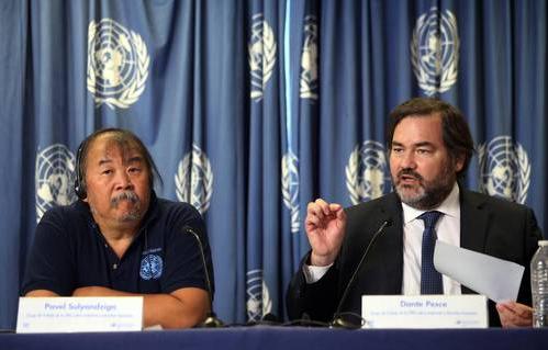 La ONU aborda tema laboral en México