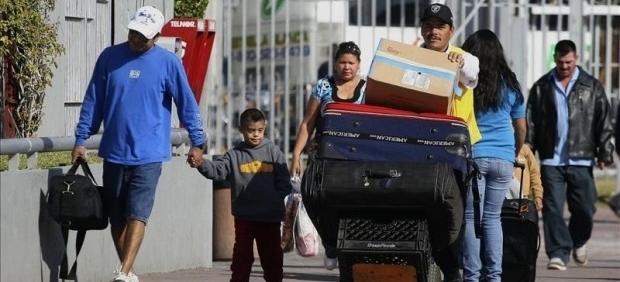 La STPS preparada para recibir a migrantes