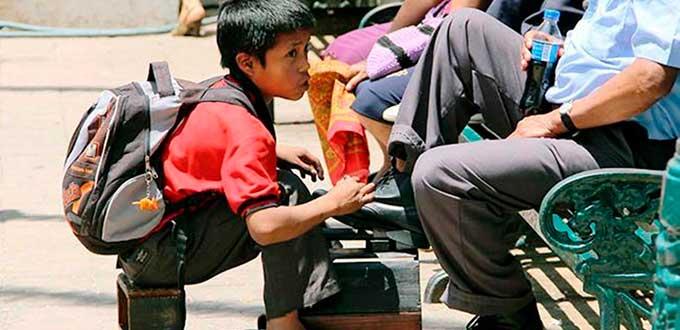 La STPS y el DIF alistan convenio para prevenir trabajo infantil