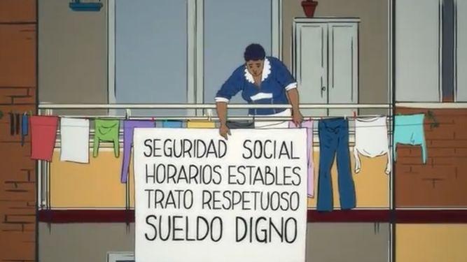 Lanzan contrato para empleados del hogar