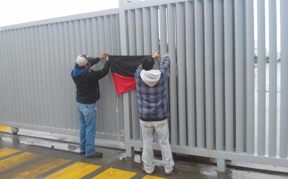 Levantan huelga en 14 maquiladoras de Matamoros