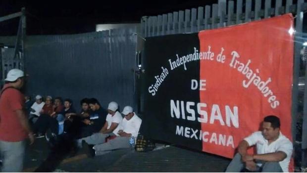 Levantan huelga en Nissan