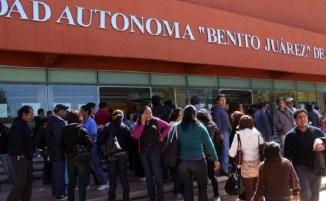 Levantan huelga en Universidad Benito Juárez de Oaxaca