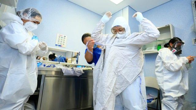 Lidera País en muertes entre personal de salud