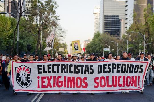 Liquidados 14 mil ex trabajadores de LFC