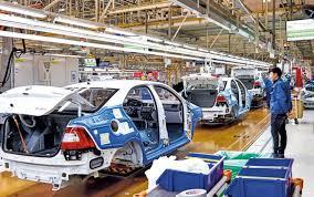 Listo sector automotriz, para reanudar operación