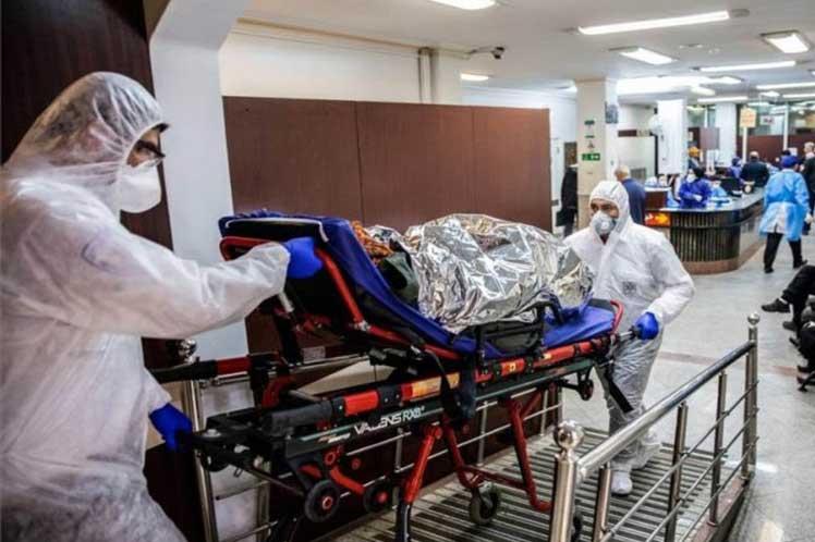 Llegan a 712 muertes en Mexico