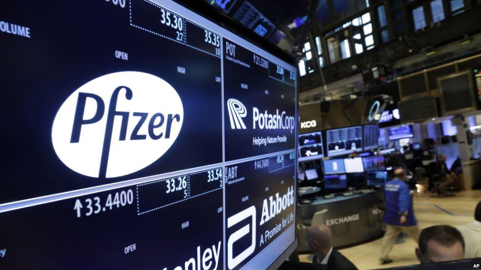 Logra Pfizer utilidad de 775 mdd