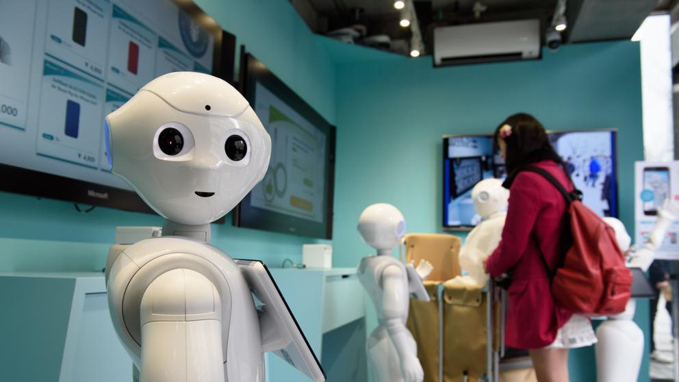Los robots crean nuevos empleos