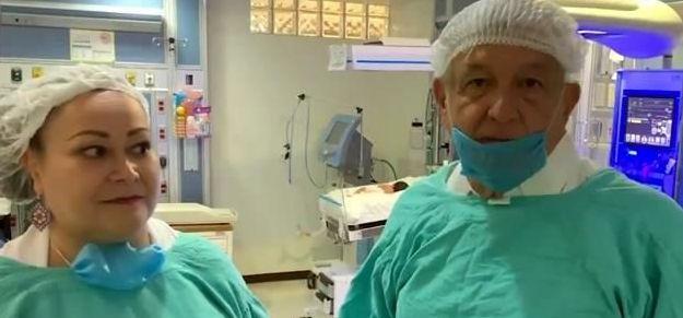 Los servicios de salud no se privatizarán: AMLO