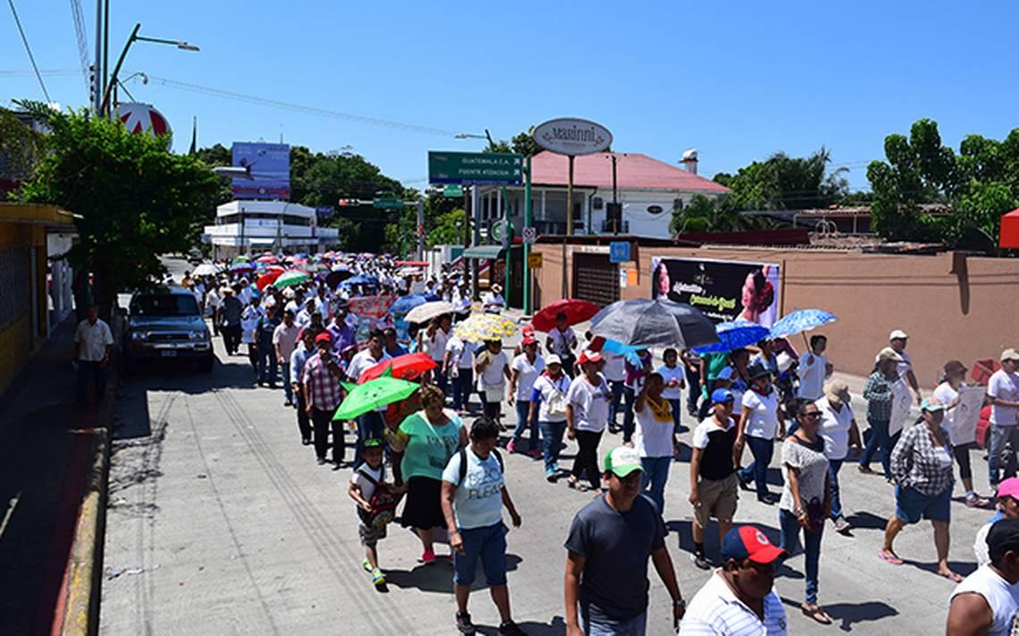 Maestros CNTE anuncian bloqueos permanentes en Chiapas