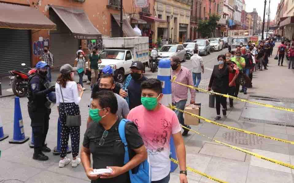 """Mandan negocios medidas contra virus a """"volar""""; CDMX va por ellos"""