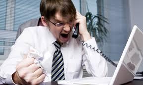 Manejar tu enojo ¡con el jefe!