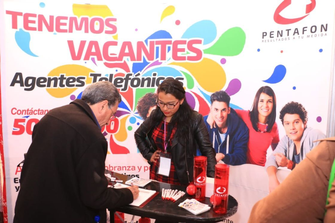 Más de 100 empresas esperan cubrir 3,500 vacantes en la próxima Feria del Empleo de CDMX