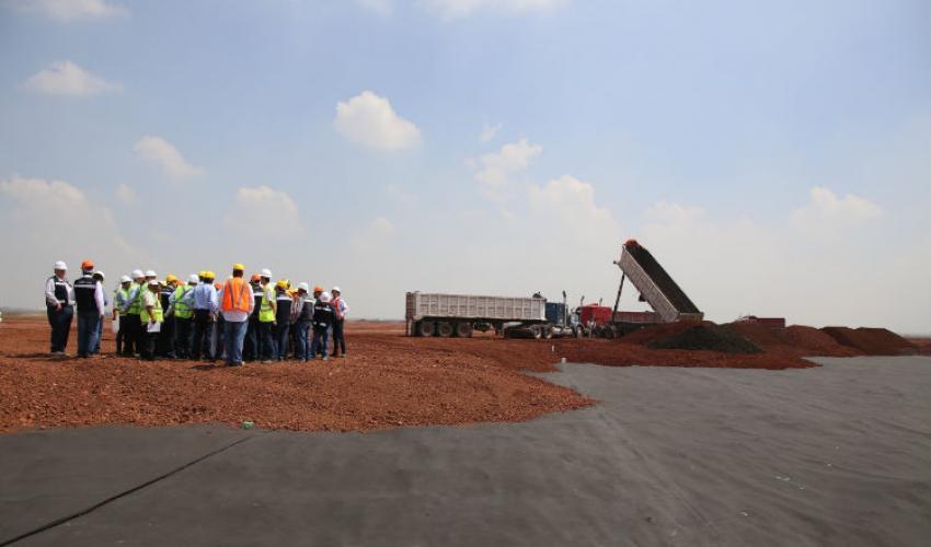 Más de 160,000 empleos durante su construcción del NAICM