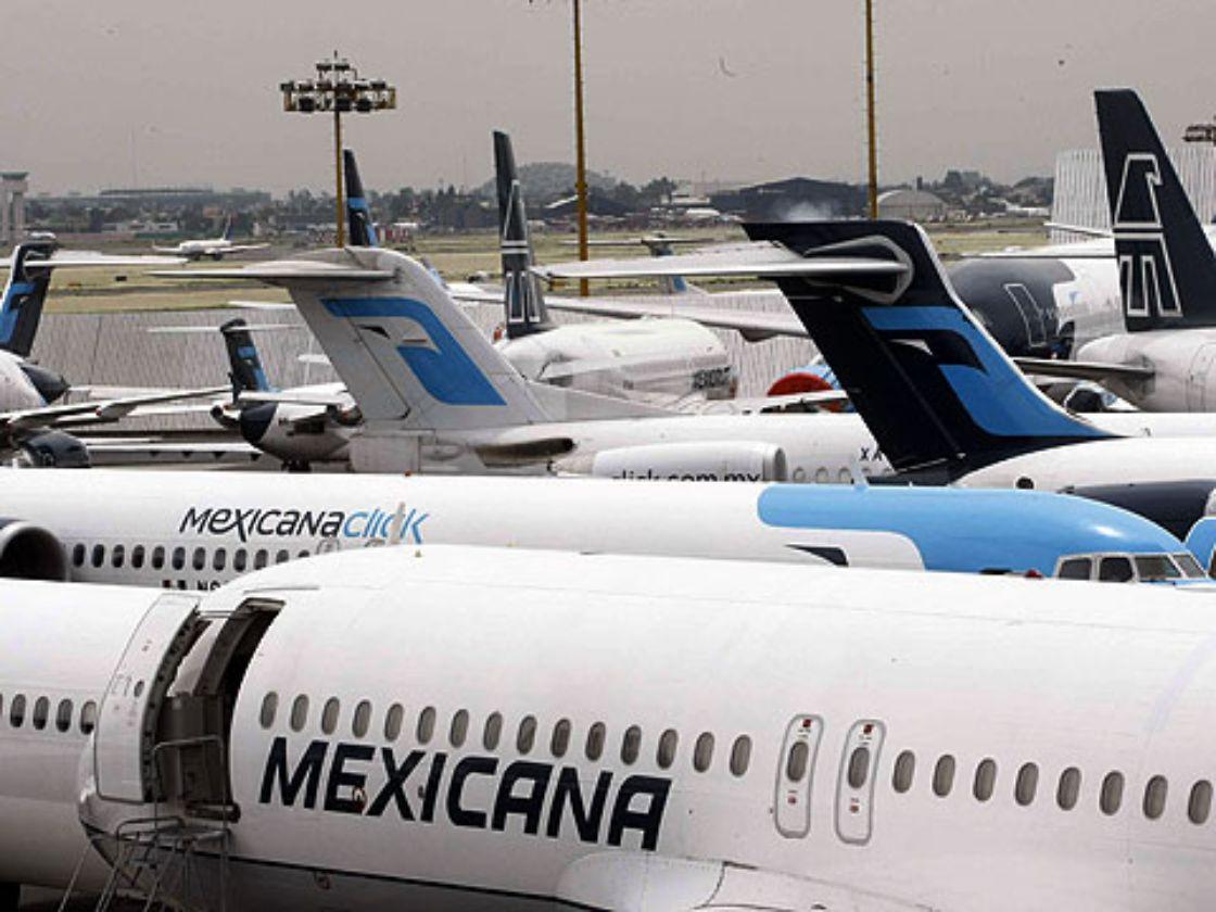 Más de 7 mil trabajadores de Mexicana empiezan a recibir pagos