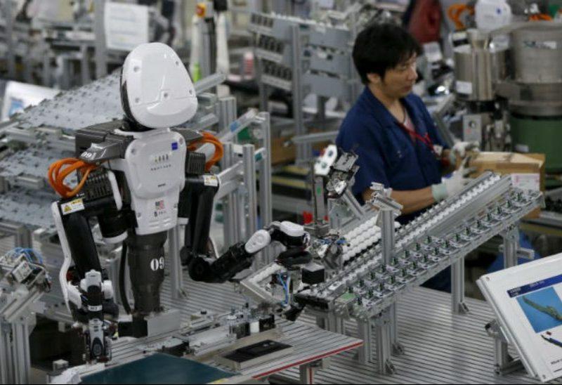 Más del 14% de empleos se perderán por automatización: OCDE