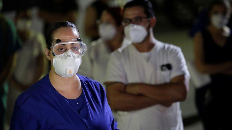 Mata el virus a 236 en 24 horas en México