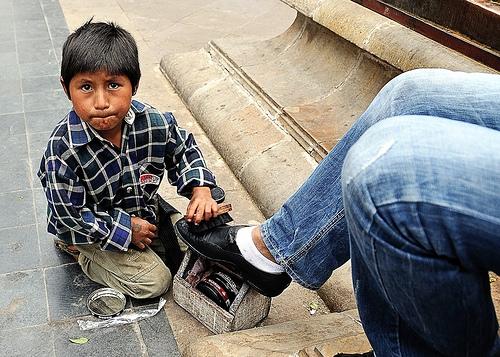 Medio millón de niños trabajando en Zonas Económicas
