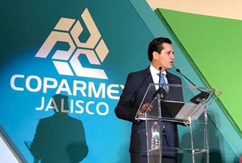 Mejoran salarios en empresas de Jalisco: Coparmex