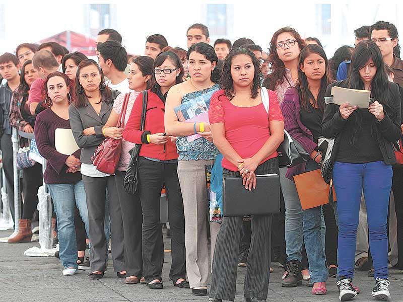 Mercado laboral se deteriora en tres entidades del país