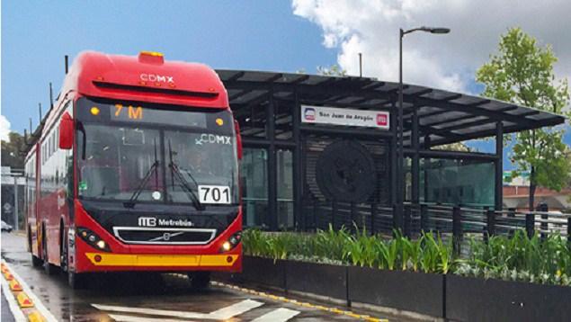 Metrobus no beneficia a obreros: CTM Casi nadie lo usará