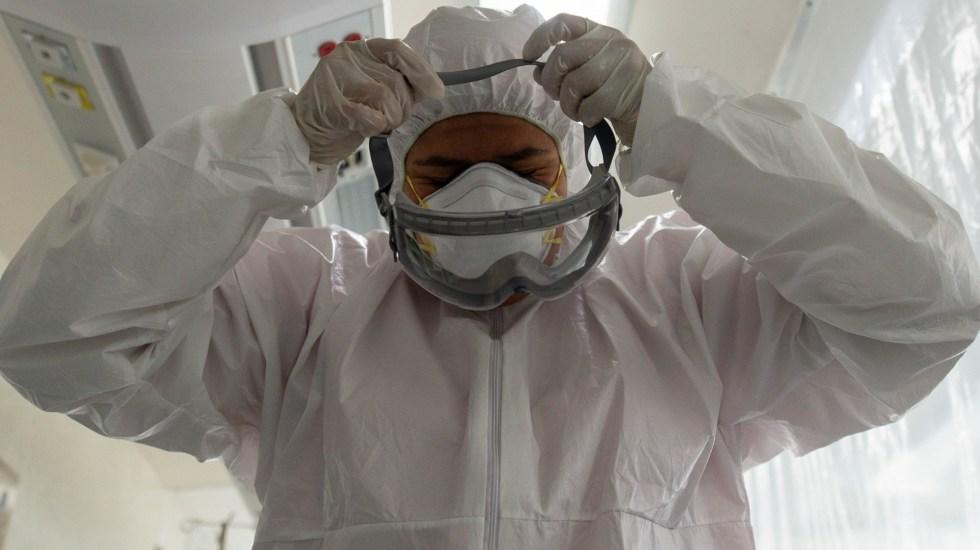 México líder en muertes de personal de la salud por Covid-19