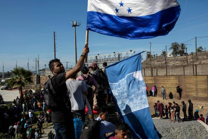 México otorga a migrantes 614 visas de regularización por razones humanitarias