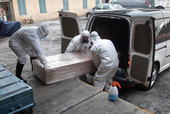 México rebasa las 60,000 muertes por coronavirus
