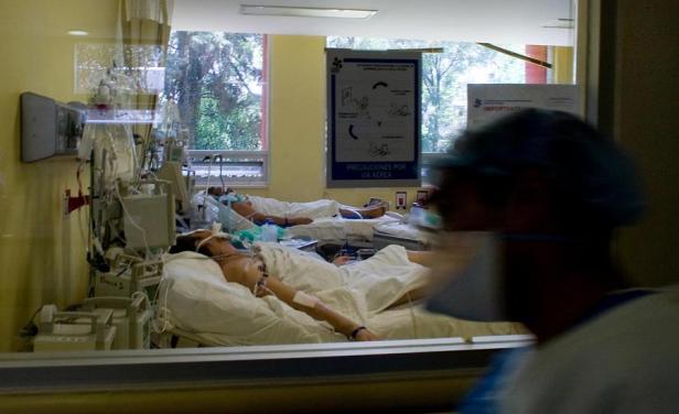 México reduce su gasto por paciente