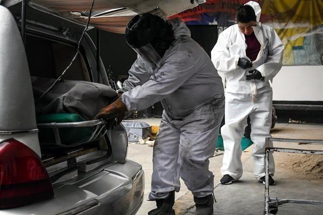 México supera el medio millón de contagios de Covid-19 y 55,293 decesos