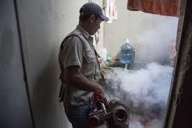 México trabaja en control del zika