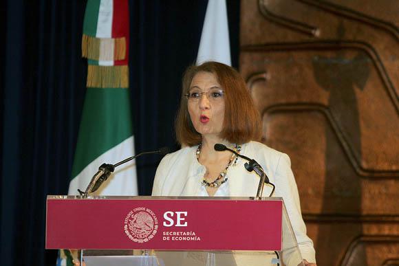 México trabaja en implementar cambios laborales del T-MEC según los tiempos: Luz María de la Mora