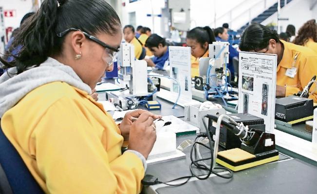 Migrantes, brazo laboral en Baja California