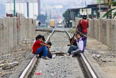 Migrantes en México, expuestos a la explotación laboral