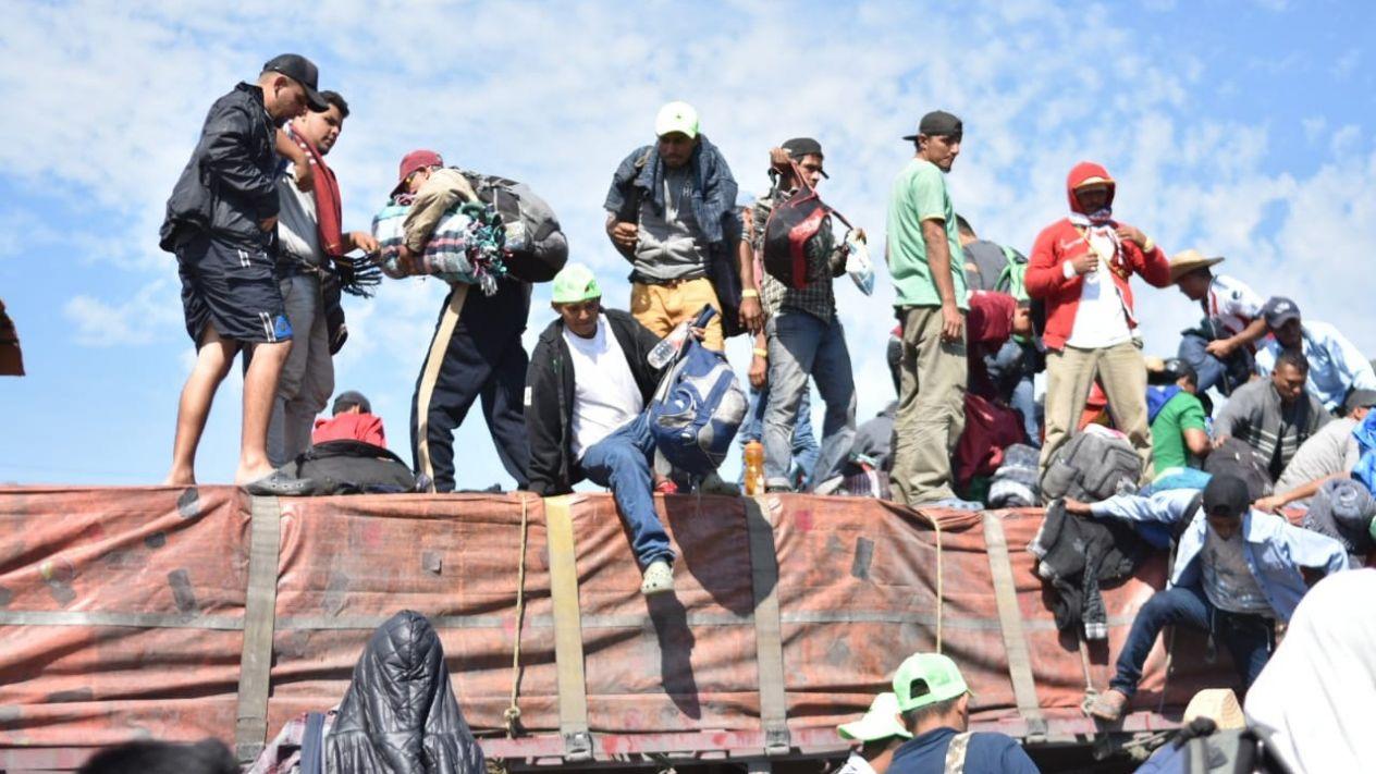 Migrantes provocarán aumento de desempleo