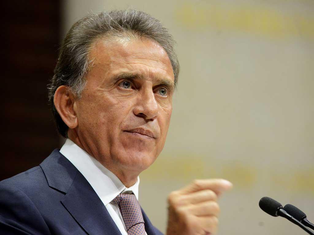 Miguel Ángel Yunes advierte crisis por pensiones en Veracruz