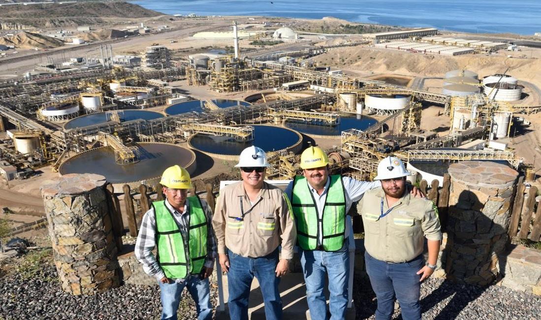 Mineros de El Boleo se adhieren a sindicato de Gómez Urrutia